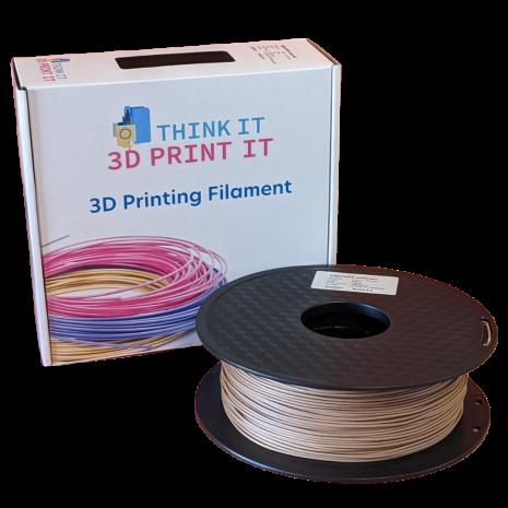 3D Print It PLA Filament Wood 800g