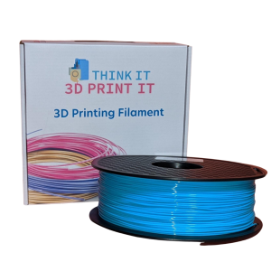 3D Print It PLA Filament Sky Blue 1kg