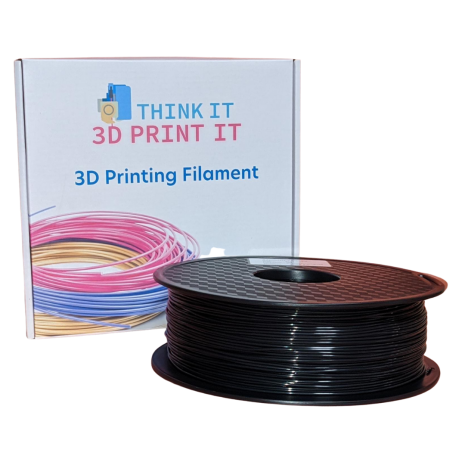 PLA Filament Black 1kg