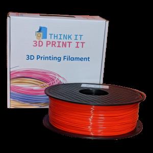 PLA Filament Red 1kg