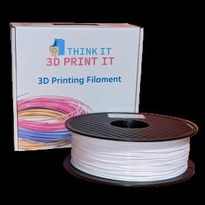 3D Print It PLA Filament Paper White 1kg